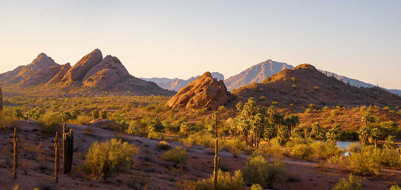 North Scottsdale Golf Communities Phoenix