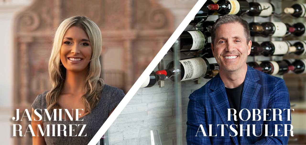 Special Contributor, Jasmine Ramirez, and Scottsdale Luxury Real Estate Agent, Robert Altshuler