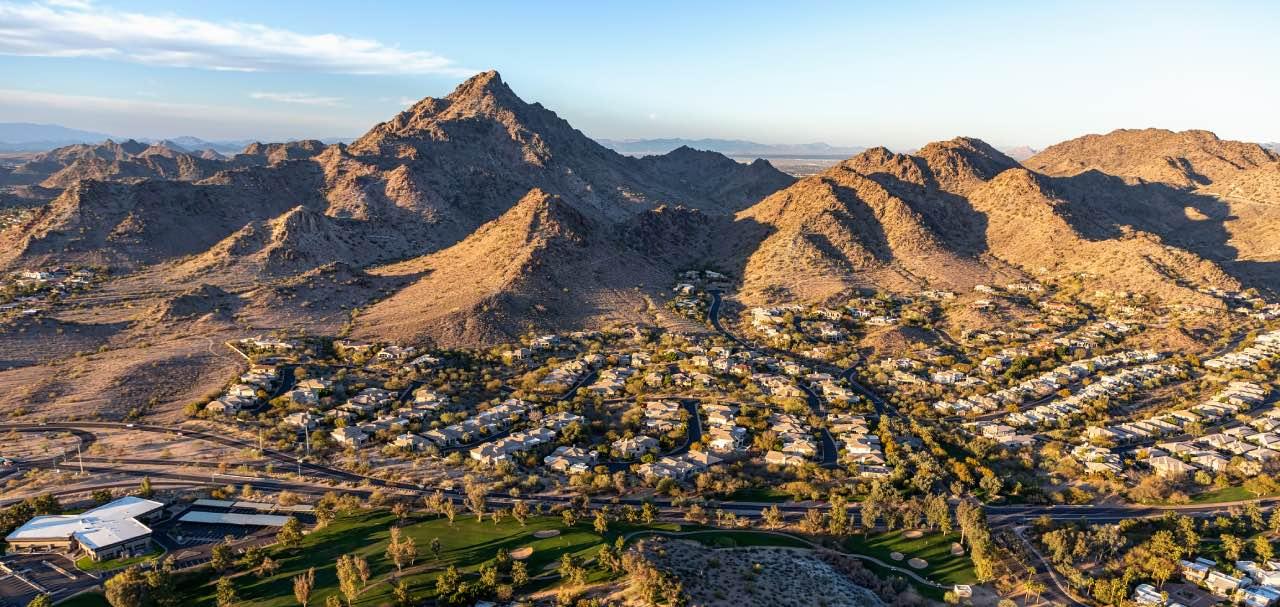 Luxury Real Estate Paradise Valley Arizona