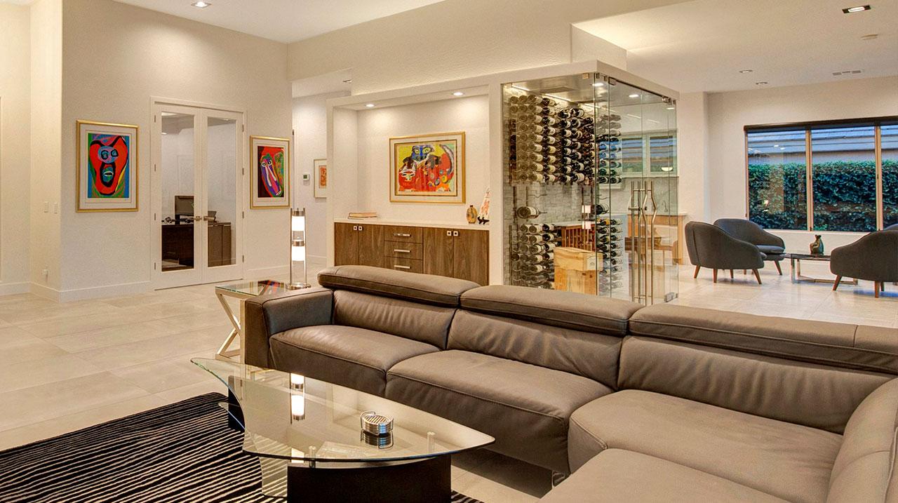 Smart Home Luxury Interior