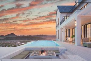 Exterior Luxury Arizona Home